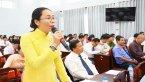Phiên chất vấn và trả lời chất vấn kỳ họp thứ 6, HĐND tỉnh Long An khóa IX