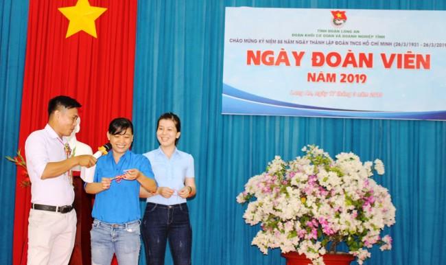 Ngày Đoàn viên mừng sinh nhật lần thứ 88 của Đoàn TNCS Hồ Chí Minh (26/3/1931- 26/3/2019) được các cấp bộ Đoàn tổ chức, góp phần tạo điều kiện cho cán bộ Đoàn, đoàn viên, thanh niên gặp gỡ, giao lưu, nâng cao nghiệp vụ, kỹ năng chuyên môn