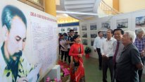 Opening Photo Exhibition of 'Long An - 50 years implementing President Ho Chi Minh's Testament'