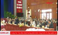 Long An tọa đàm định hướng phát triển vùng kinh tế công nghệ cao