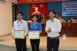 Đoàn Khối Doanh nghiệp tỉnh Long An: 8 cơ sở đoàn nhận cờ thi đua xuất sắc