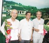 Đạt giải cao tại giải thưởng nghiên cứu văn hóa, văn nghệ dân gian Việt Nam