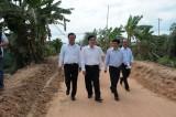4 năm xây dựng nông thôn mới