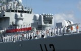 Trung Quốc mở rộng vai trò hải quân, thách thức Ấn Độ?