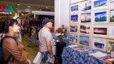 """Triển lãm ảnh """"Vì biển đảo quê hương"""" tại Voronezh, Nga"""