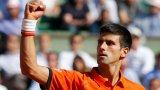 Novak Djokovic lần đầu tiên đánh bại Nadal ở Roland Garros