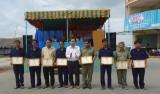 Thủ Thừa - Các đoàn thể phối hợp làm tốt công tác bảo vệ an ninh Tổ quốc