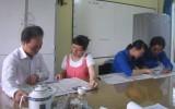 Đảng bộ xã Hướng Thọ Phú: Đọc và làm theo báo Đảng