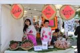Vải thiều Việt Nam nhận phản hồi tích cực tại thị trường Pháp