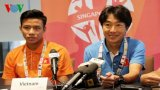"""HLV Miura tự tin khi các học trò đá bán kết trong """"tủ lạnh"""""""