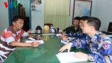 8 đối tượng nghi là cướp biển đang bị tạm giữ trên đảo Thổ Chu