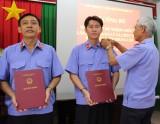 Bổ nhiệm 6 Phó Viện trưởng Viện Kiểm sát cấp huyện