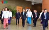Thủ tướng Nguyễn Tấn Dũng tới Myanmar