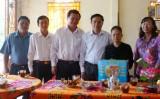 Phó Chủ tịch UBND tỉnh - Hoàng Văn Liên: Làm việc với huyện Tân Thạnh