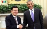 Triển vọng tươi sáng của quan hệ Việt - Mỹ