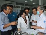 Sở Y tế: Tham quan, học tập kinh nghiệmtại các bệnh viện TP.HCM
