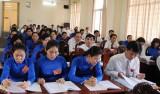Công đoàn Văn phòng UBND tỉnh: Giữ vững danh hiệu xuất sắc nhiều năm liền