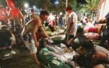 Nổ tại công viên giải trí ở Đài Loan (Trung Quốc), 200 người bị thương