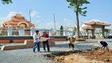 Long An: Khẩn trương hoàn thành dự án Khu lưu niệm Luật sư Nguyễn Hữu Thọ