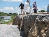 Long An: Vì sao đường hư, cầu sập khi mới đưa vào sử dụng?