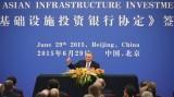 Ký kết thành lập AIIB