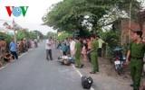 Ngựa chứng gây tai nạn chết người ở Tiền Giang