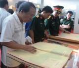 """Trưng bày hơn 100 bản đồ, tư liệu """"Hoàng Sa, Trường Sa của Việt Nam"""""""