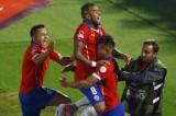 Vargas rực sáng, Chile hạ 10 người Peru vào chung kết