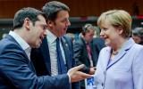 """EU, Mỹ """"để ngỏ cánh cửa"""" cho Hy Lạp ở lại Eurozone"""