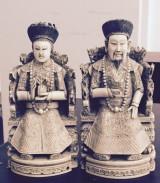 Hải quan sân bay bắt giữ 2 bức tượng làm bằng ngà voi