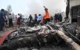 116 người đã thiệt mạng trong vụ rơi máy bay quân sự ở Indonesia