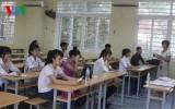 Hôm nay, hơn 1 triệu thí sinh thi môn đầu tiên kỳ thi THPT Quốc gia