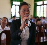 Cử tri huyện Vĩnh Hưng: Phấn khởi trước kết quả kỳ họp thứ 9, Quốc hội khóa XIII