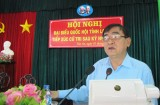 TP.Tân An: Nhiều cử tri quan tâm tình hình Biển Đông