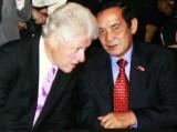 Cựu tổng thống Bill Clinton lần thứ 5 đến Việt Nam