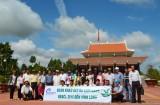 Khảo sát du lịch xanh tại Vĩnh Long
