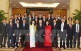 Tổng bí thư Nguyễn Phú Trọng tiếp Tân Đại sứ, Tổng lãnh sự Việt Nam