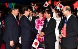 Thủ tướng Chính phủ Nguyễn Tấn Dũng tới Tokyo