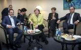 Khủng hoảng Hy Lạp thử thách cặp đôi Pháp- Đức