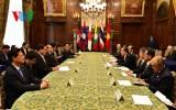 Thủ tướng hội kiến Nhà Vua và lãnh đạo Quốc hội Nhật Bản