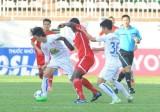 V-League: Thanh Hóa áp sát ngôi đầu, HAGL vẫn chưa thắng