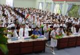 Châu Thành: Khai mạc Đại hội Đại biểu Đảng bộ huyện nhiệm kỳ 2015-2020