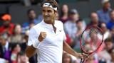 """Wimbledon 2015: Federer """"tốc hành,"""" Djokovic chưa thể đi tiếp"""