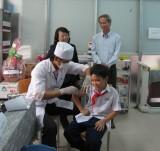 Vắc-xin sởi, rubella: Được đưa vào chương trình tiêm chủng mở rộng