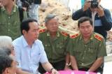 Vụ tàn sát ở Bình Phước: Bộ trưởng Bộ Công an trực tiếp đến hiện trường