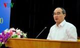 Ông Nguyễn Thiện Nhân: Công tác Mặt trận đối mặt với nhiều khó khăn