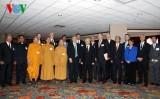 Tổng Bí thư gặp đại diện các tầng lớp xã hội Việt Nam và Hoa Kỳ