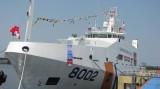 Cảnh sát Biển Việt Nam đưa tàu hiện đại, có sân đỗ trực thăng làm nhiệm vụ