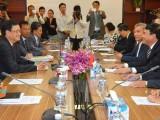 Việt Nam-Campuchia sớm hoàn thành phân giới, cắm mốc trong 2015