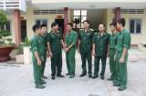Lực lượng vũ trang tỉnh: Tiễn quân nhân hoàn thành nghĩa vụ quân sự